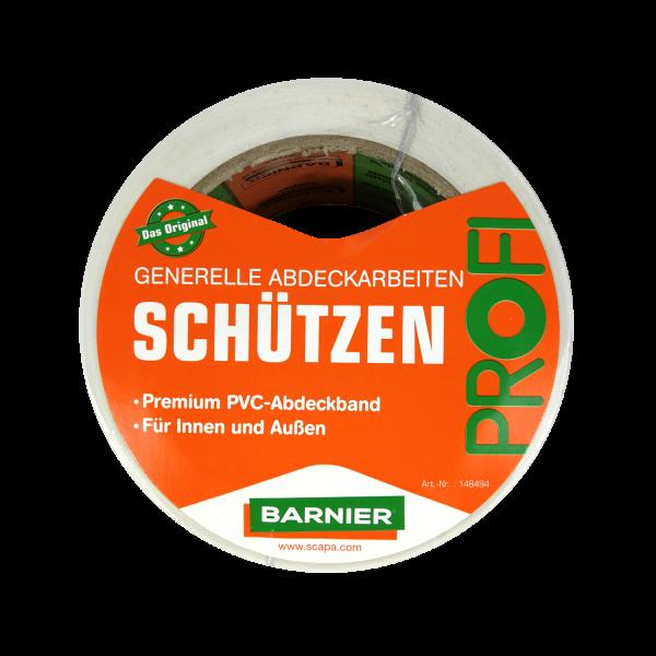 Scapa Barnier 6096, Premium Weich PVC-Abdeckband, 50mm x 33m