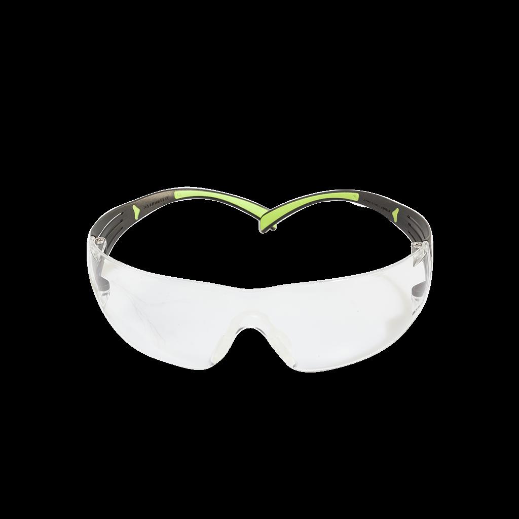 3M SF400, Schutzbrille SecureFit (UV, AS, AF)