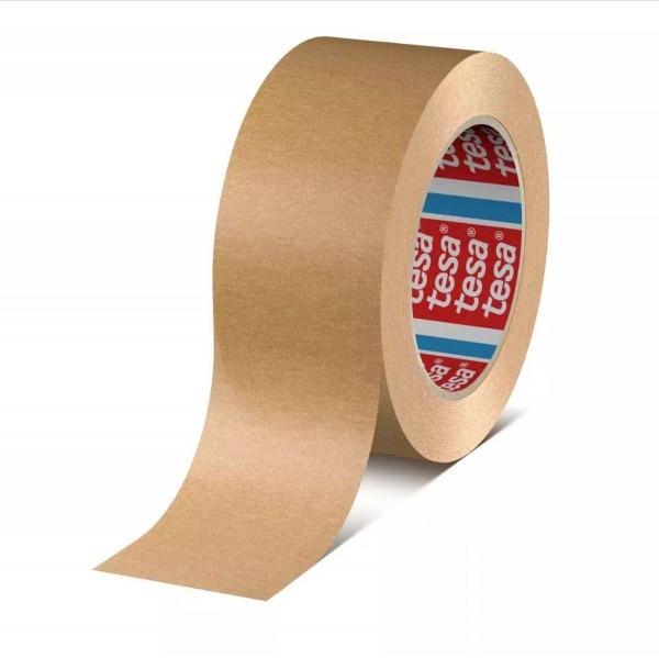 tesa 4713, Papierklebeband, Papier Packband, braun