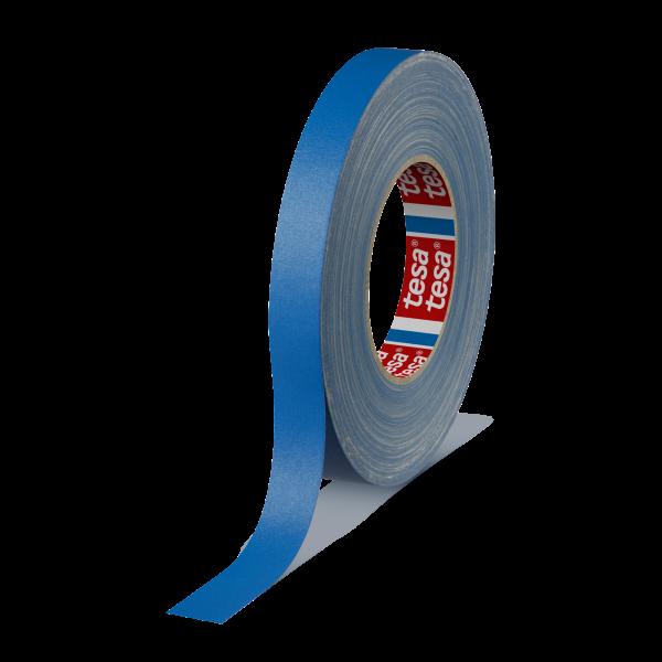 tesa, 4661 Gewebeklebeband, blau
