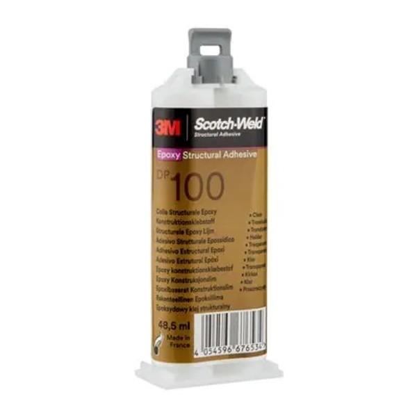3M Scotch-Weld DP100, Klebstoff, transparent, 48,5ml
