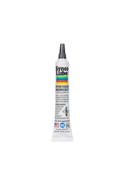Synco Lube 21014 - Synthetisches Mehrzweckfett mit Syncolon (PTFE), 12g Tube