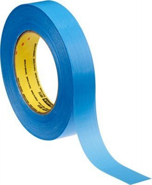 3M 8915, Hochleistungs-Filamentklebeband, blau