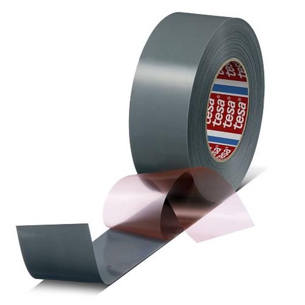 tesa 4563, Gewebeband mit glatter Silikonkautschukbeschichtung, Printer's Friend