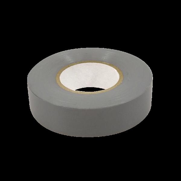 selmundo 298, PVC-Elektroisolierband, 19mm x 25m grau