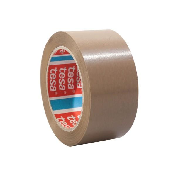 tesa 4100, PVC-Verpackungsklebeband, Packband, 66m