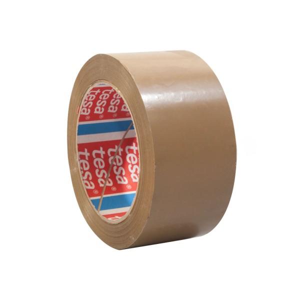 tesapack 4124, PVC-Verpackungsklebeband, ultra strong, 50mm x 66m