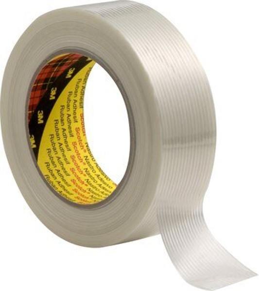 3M 8956, Filamentklebeband, transparent