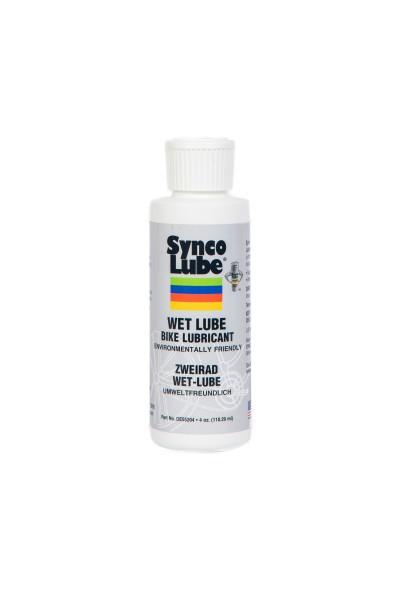 Synco Lube 55204 - Zweirad-ÖL für Nassanwendungen, 118,29 ml Flasche