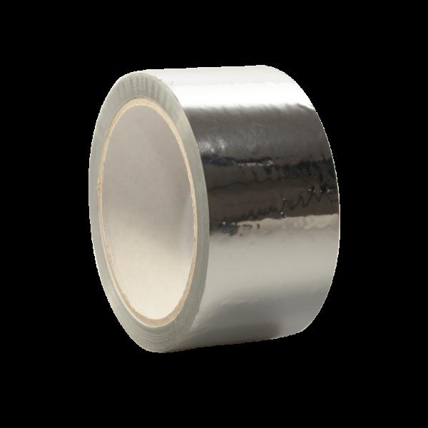 selmundo 9407, PP-Klebeband alubedampft, 50mm x 50m, silber