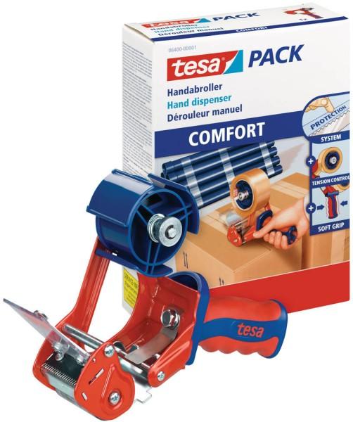 tesa 6400 Packband Handabroller Comfort
