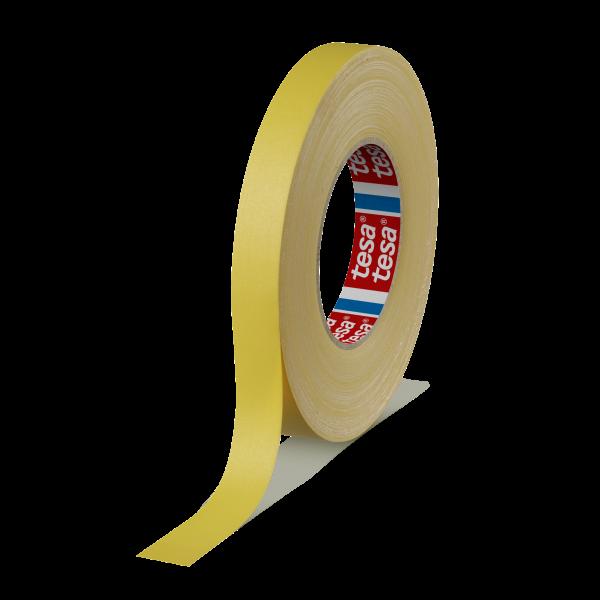 tesa, 4661 Gewebeklebeband, gelb