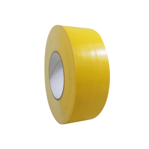 selmundo 6446, Gewebeband / Panzertape, 50mm x 50m, gelb