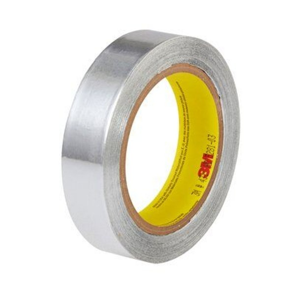 3M 431, Aluminiumklebeband, silber