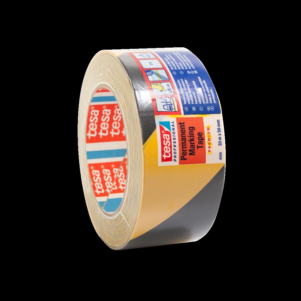 tesa 4169, Premium Bodenmarkierungs- und Warnband