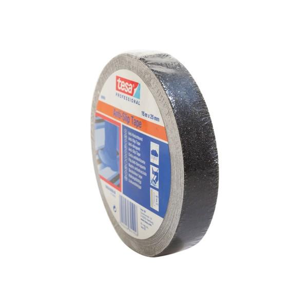 tesa 60950, Anti-Rutschband DIN 51130, schwarz