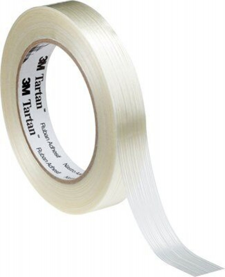 3M 8953, Filamentklebeband, transparent