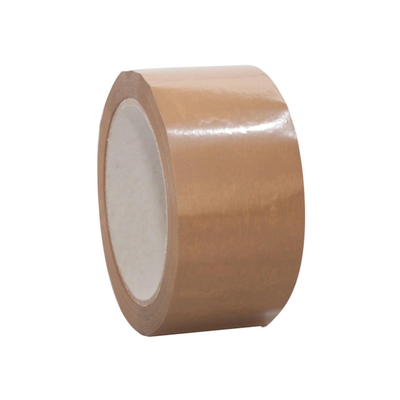 müroll 100, PVC-Verpackungsklebeband, 50mm x 66m, braun