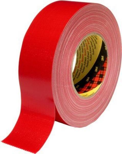 3M Scotch 389, Gewebeklebeband, rot