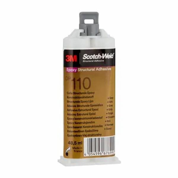 3M Scotch-Weld DP110, Klebstoff, grau