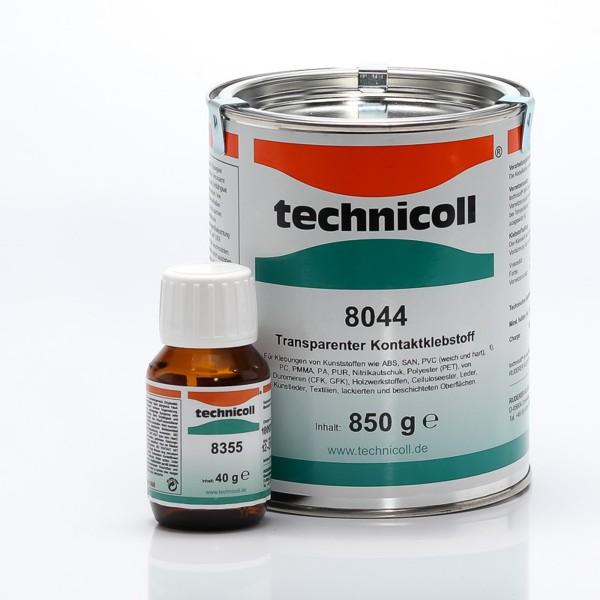 technicoll 8044 PLUS, 850g Klebstoff mit 40g Vernetzer technicoll 8355