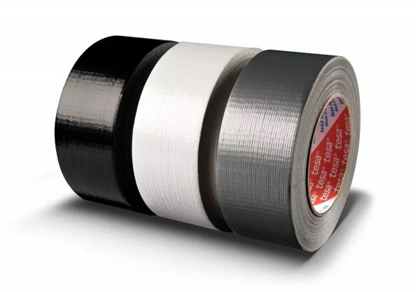 tesa 4613, PE-beschichtetes Standard Duct Tape, 48mm x 50m